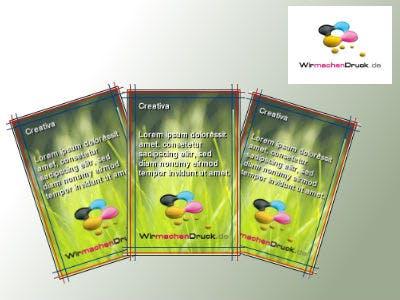 200 Visitenkarten gratis & versandkostenfrei