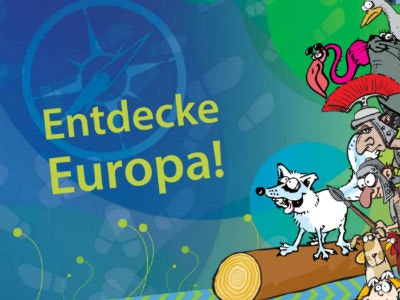 "Broschüre: ""Entdecke Europa!"" gratis bestellen"