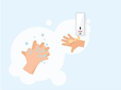 Händehygiene-Infomaterial gratis betellen