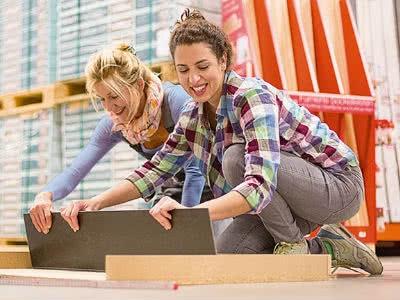 Kostenlose Handwerker-Workshops für Frauen