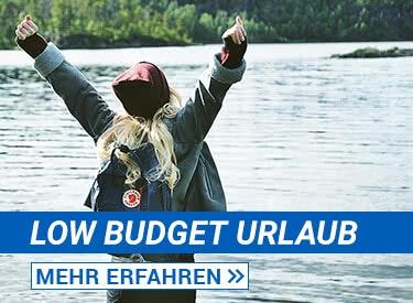 Low-Budget-Urlaubsangebote
