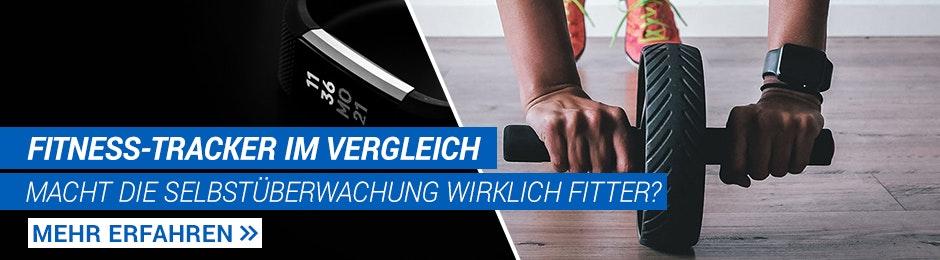 Fitness-Tracker im Vergleich