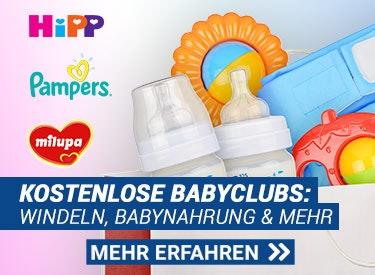 Kostenlose Babyclubs