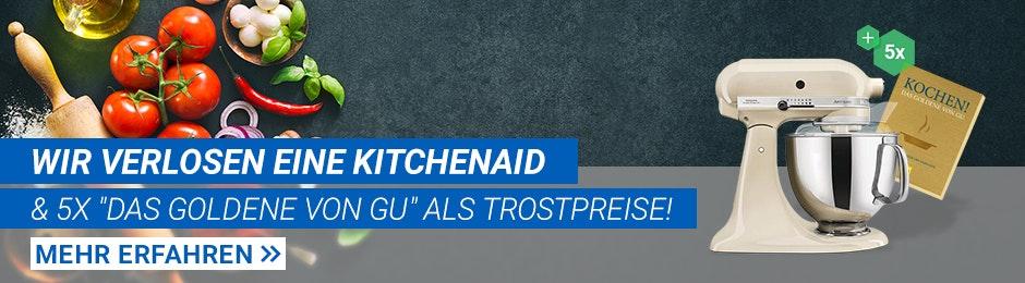 Gewinne einen Kitchenaid!