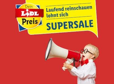 LIDL Supersale