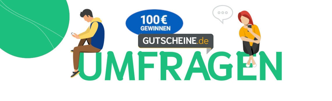 Gutscheine.de Meinungsmacher Gewinnspiel