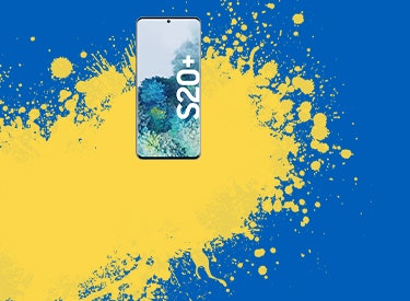 Wir verlosen das Samsung Galaxy S20+