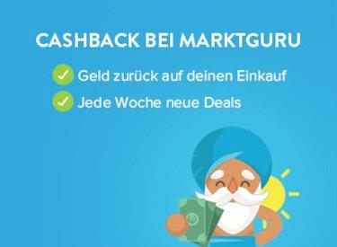 Cashback bei marktguru