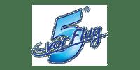 5 vor Flug