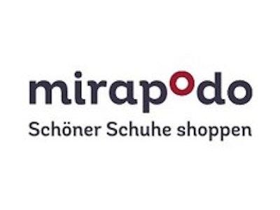 15%-Gutschein für Sortiment von mirapodo.de. Gilt nur mit Kundenkonto