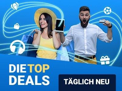 Täglich die besten Deals und Angebote
