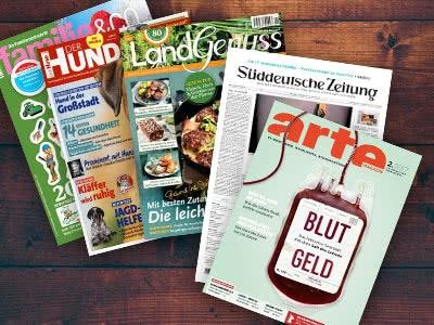 GRATIS Zeitschriften, Zeitungen und Jahresabos bestellen