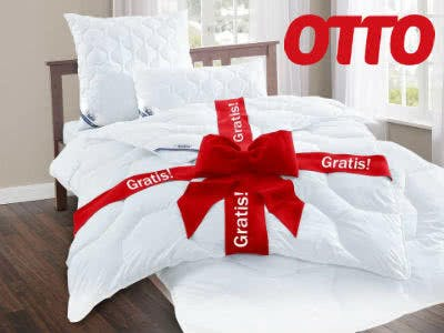 Gratis-Artikel und -Zubehör zu ausgewählten Artikeln bei OTTO