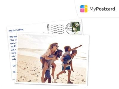 Exklusiv bei SPARWELT: Gratis-Postkarte verschicken