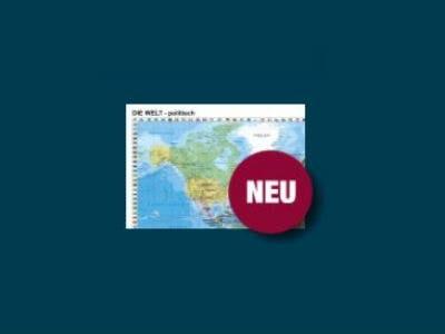 Weltkarte und Bastelglobus gratis & versandkostenfrei bestellen