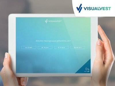 VisualVest Vermögensverwaltung:  4 Monate Gebührenbefreiung
