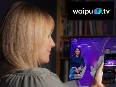 Fernsehen ohne Grenzen: 3 Monate waipu.tv gratis nutzen über Amazon