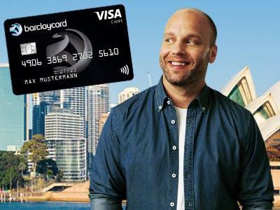 Barclaycard Visa mit 25€ Startguthaben und 0€ Gebühren