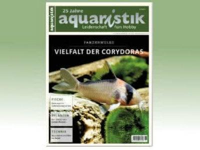 "1 Ausgabe ""Aquaristik"" gratis bestellen"