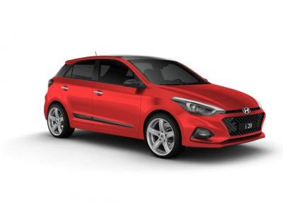 Hyundai i20 ab 112€ leasen