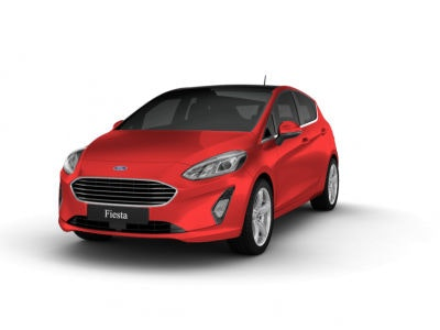 Ford Fiesta ab 109€ leasen