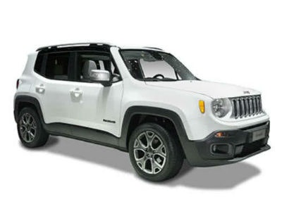 Jeep Renegade ab 160,22€ leasen