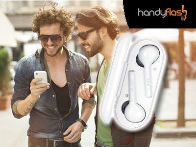 3GB LTE-Tarif + Huawei FreeBuds Kopfhörer für nur 7,99€/Monat