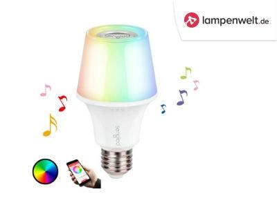 20€ Rabatt auf die Sengled Solo Color Plus LED-Musiklampe