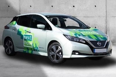 Nissan Leaf ab 499€ leasen