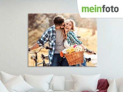 10% Rabatt auf Leinwände, Acrylglas und Handtücher bei Meinfoto.de