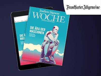 """100% gratis: 3x """"F.A.Z. Woche"""" kostenlos erhalten"""