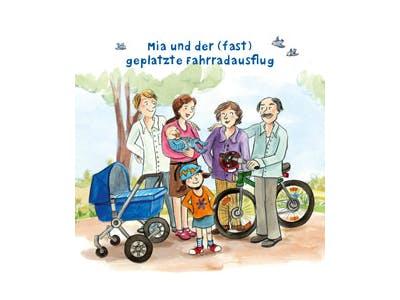 """Gratis-Kinderbücher rund um das Thema """"Gesundheit"""""""