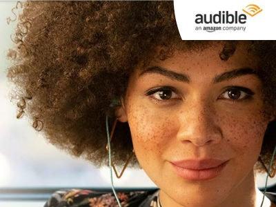 3 Monate Audible zum halben Preis für nur 4,95€/Monat