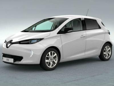 Renault ZOE Life Z.E. 40 R90 ab 149€ leasen