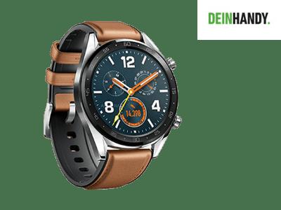 3 GB LTE + Huawei Watch GT für nur 7,99€/Monat bei deinhandy.de