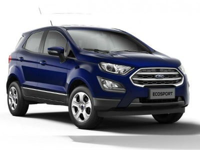 Ford EcoSport Trend ab 125€ leasen