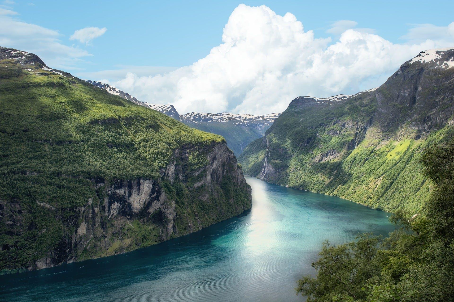 Reise für 2 Personen nach Norwegen