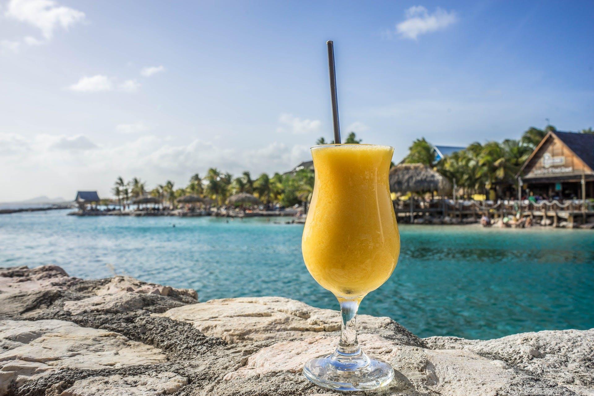 Camp David verlost eine Traumreise nach Curaçao