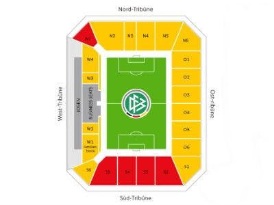 Kostenlose Tickets für ein DFB Trainingsspiel in Aachen