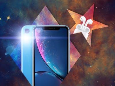 iPhone + AirPods gewinnen