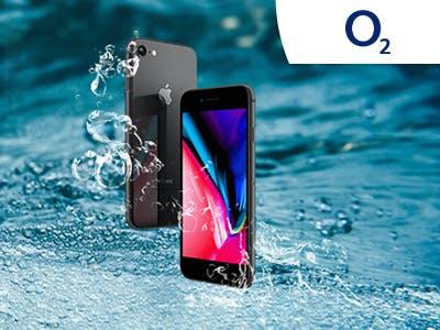 90€-BestChoice-Gutschein zum Apple iPhone 8 inkl. o2 Free M Tarif