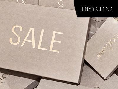 Mega-Rabatt bei Jimmy Choo: Spare bis zu 50% auf deine Bestellung