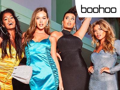 Da schlagen wir doch gerne zu: 35% Rabatt bei boohoo.com