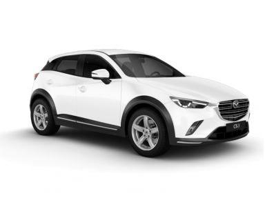 Mazda CX-3 ab 145€ leasen