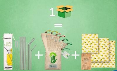 Lebe die Nachhaltigkeit - SPARWELT verlost plastikfreie Produkte