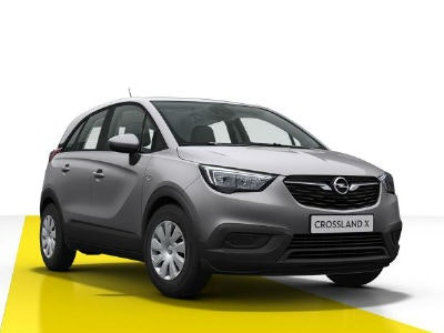 Opel Crossland ab 129€ leasen