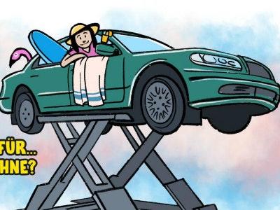 Gratis-Urlaubs-Check für dein Auto bei Vergölst
