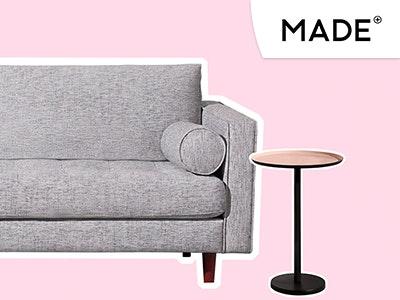 EXKLUSIV! 35€-Gutschein für Designer-Möbel bei MADE.COM (auch für Sale)