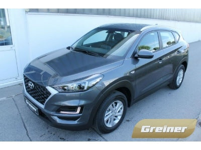 Hyundai Tucson ab 213€ leasen