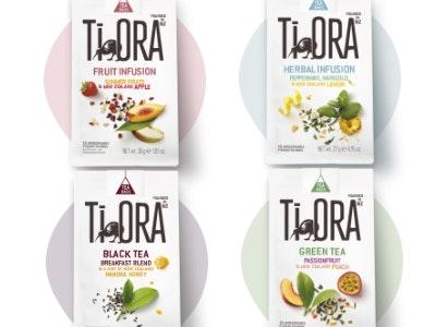 2 Gratisproben: Bestelle dir kostenlos die Tee-Sorten von Ti Ora